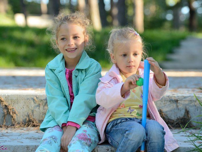 Daria & Natalia - Septembrie 2013