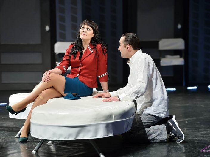 """Teatru – """"Dragoste in zbor"""" – 08 Martie 2014"""