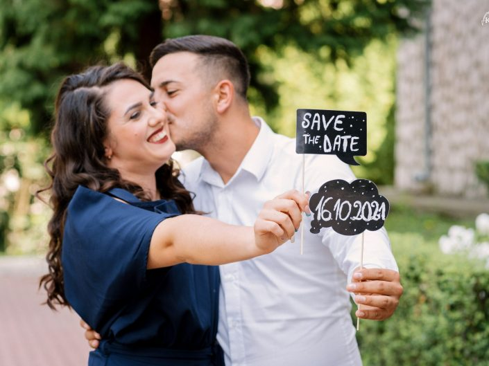 Ana & Ionut - Save the date - 09 August 2020