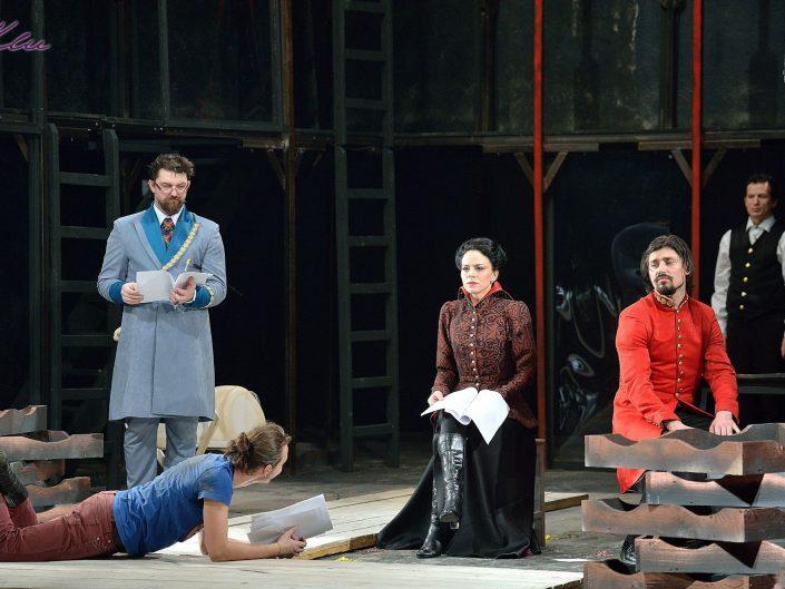 "Teatru – ""Hamlet"" – 08 Februarie 2014"
