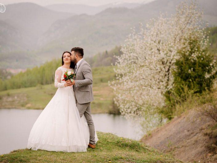 Iulia & Adrian – Trash the dress – aprilie 2019