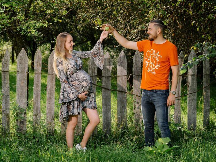 ALEXANDRA & ADRIAN – MATERNITY PHOTO SESSION – 26 IULIE 2019